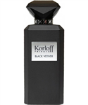 Black Vetiver Korloff Paris for women and men