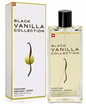 Black Vanilla Musk Collection for women and men