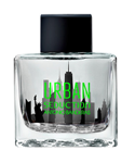 Urban Seduction in Black for men