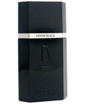 Silver Black Azzaro for men